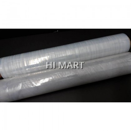 Hi Mart - Clear Stretch Film Wrapping Pallet Pallet Wrap Luggage Travel Parcel Wrapping Packing  家私,家庭保鲜膜