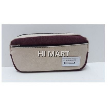 Hi Mart - PC2600 Large Pencil Case Cute Cartoon Student Storage Bag Stationery Makeup Cosmetic Student