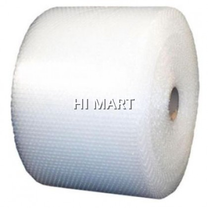 Hi Mart -  Bubble Wrap Clear Single Layer 50cm X 100m X 10mm Packing Travel Shipping Rolling Waterproof (1roll 1order)